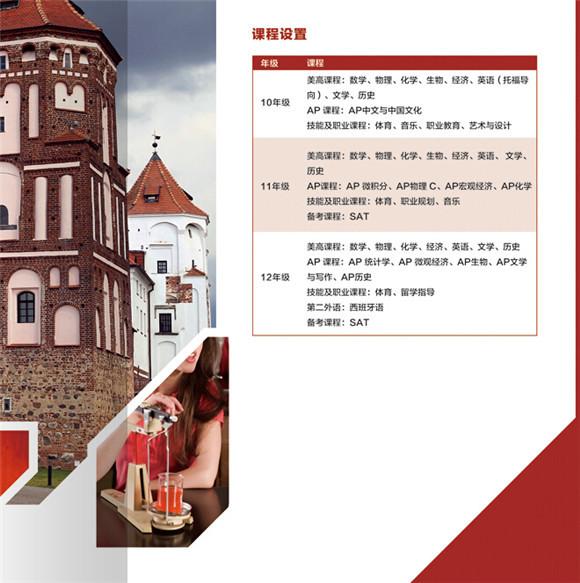 上海光华学院A Level课程
