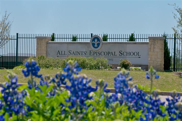 主教高中风景图